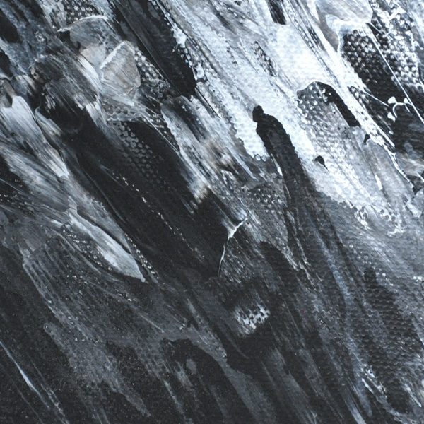 Interplay: A Dark Acrylic Series